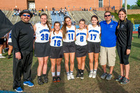 LNHS Girls Lax Senior Night